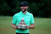 Stanley wins Quicken Loans playoff for first triumph since 2012
