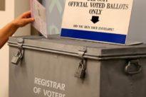 Three more states refuse Trump commission`s voter data request