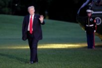 Trump backtracks on cyber unit with Russia after harsh criticism