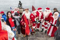No ho-ho-ho-liday as Santas meet in Denmark