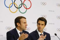 Paris` bid leader says IOC convinced of merits of awarding 2024 Olympics to France