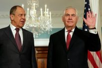 After sanctions, Tillerson may find Russia talks an uphill climb