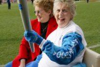 Australia`s `Golden Girl` Betty Cuthbert dies