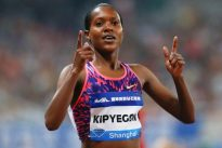Athletics: Kipyegon favorite for 1,500m title