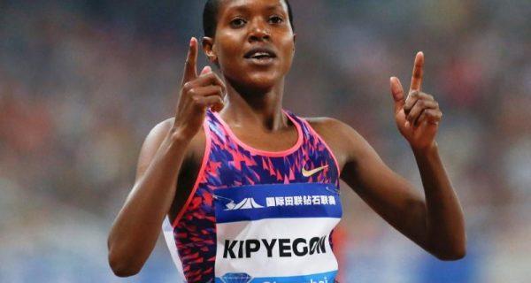 Athletics: Kipyegon favorite for 1,500m title