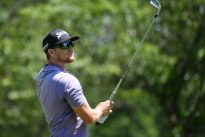 Golf: Stroud hooks first title at Barracuda Championship
