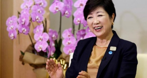 Politics is faster, more effective in Japan`s capital, new governor says