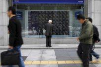 Asian shares fragile as Trump turmoil, Korea tensions weigh