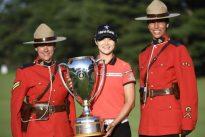 U.S. Women`s Open winner Park adds Canadian title to resume