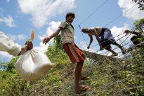 Bangladesh pushes back thousands of Rohingya fleeing Myanmar violence