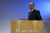 Novartis names drugs chief as CEO to deliver return to growth