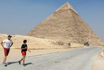 Egypt`s tourism revenues rise 170 percent in first seven months of 2017: official