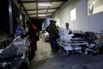 At least six die in huge Mexico quake- small tsunami triggered