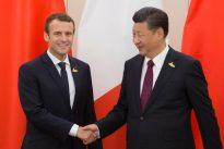 China`s Xi urges France to help restart talks on North Korea
