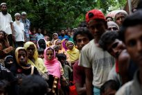Number of Rohingya refugees in Bangladesh surges: UNHCR