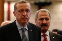 Erdogan says U.S. court charge of Turkish ex-minister is political step