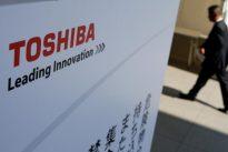 Bain, SK Hynix group ups bid for Toshiba chip unit to $22 billion: sources
