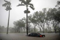 Irma churns through central Florida, leaves trail of destruction