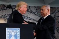 Israel`s Netanyahu says will meet Trump in New York next week