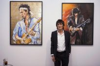 UK art dealer jailed for stealing works by Rolling Stone Ronnie Wood