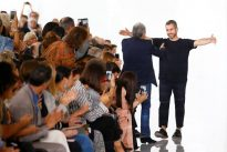 Cavalli`s Paul Surridge searches for new sensuality in Milan