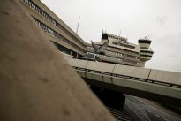 Berliners vote to keep Tegel airport open