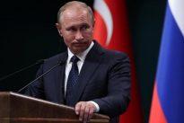 Putin complains Russian media abroad face unacceptable pressure