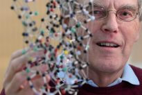 Microscope trailblazers win chemistry Nobel for `freeze framing` life