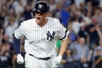 Highlights of Sunday`s MLB playoff games