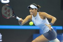 Tennis: Garcia pulls out of Tianjin Open with injury