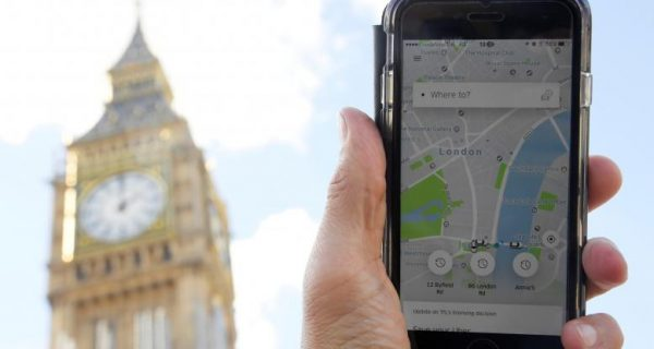Uber appeals against loss of London license