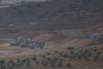 Turkish forces set up positions in Syria`s Idlib