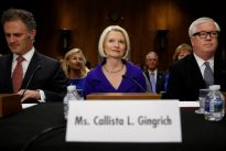 Senate confirms Callista Gingrich as U.S. Ambassador to Vatican