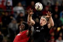 Four new faces but no Retallick in All Blacks squad