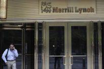 Britain`s financial watchdog fines Merrill Lynch 34.5 million pounds