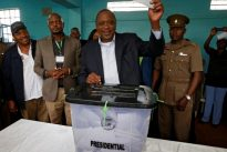Low turnout taints Kenyatta victory in Kenya election re-run