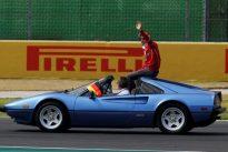 Motor racing: The best man won, says beaten Vettel