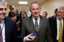 Republican Senate candidate Moore hit by sexual misconduct allegations
