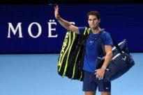Nadal`s season ends in painful defeat by Goffin