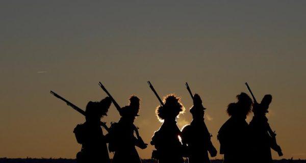 Napoleon feted in Czech reenactment of Battle of Austerlitz