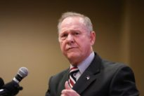 Embattled Alabama Republican Senate candidate ahead in CBS poll