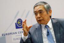 BOJ's Kuroda calls for reforms to better use fintech