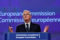 Impossible to calculate Brexit bill figure at present: EU's Barnier