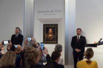 Abu Dhabi to acquire Leonardo da Vinci's 'Salvator Mundi': Christie's