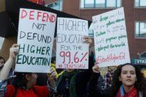 Grad students plead for mercy from U.S. tax overhaul