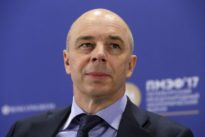 Russian finmin sees economy growing 1.8-2 pct in 2017: Ifax