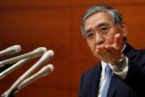 Top Japan government spokesman says Abe happy with BOJ Kuroda's job: M