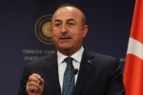 Turkey says Russia, Iran must stop Syrian government violations