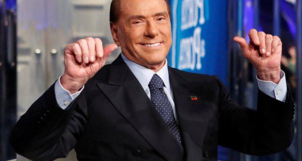 Italy's Berlusconi hails Deneuve's 'blessed words' on harassment