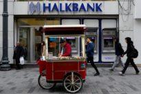 Halkbank not Turkey will pay any U.S. fine, deputy PM says